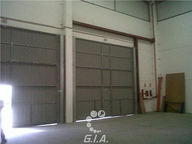 Nave industrial en alquiler en polígono As Gándaras, Porriño (O) - 346875526