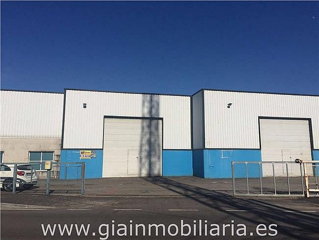 Nave industrial en alquiler en polígono Gandaras, Porriño (O) - 326568997