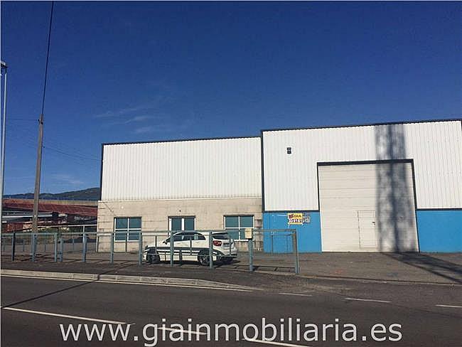 Nave industrial en alquiler en polígono Gandaras, Porriño (O) - 326569000