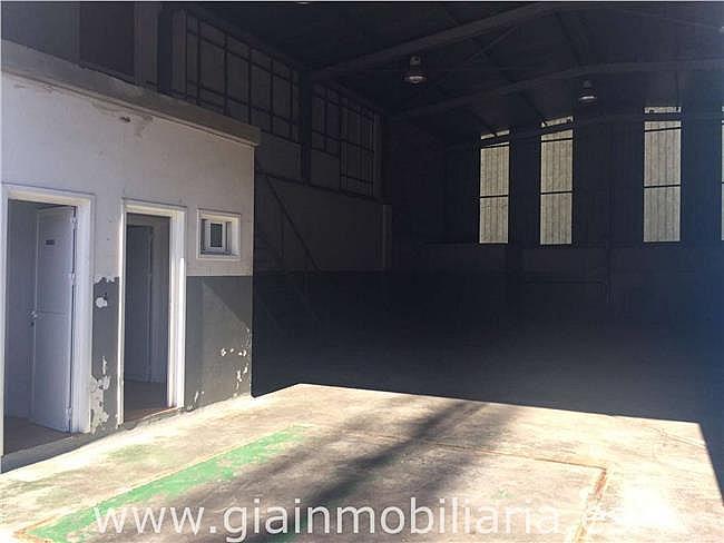 Nave industrial en alquiler en polígono Gandaras, Porriño (O) - 326569012