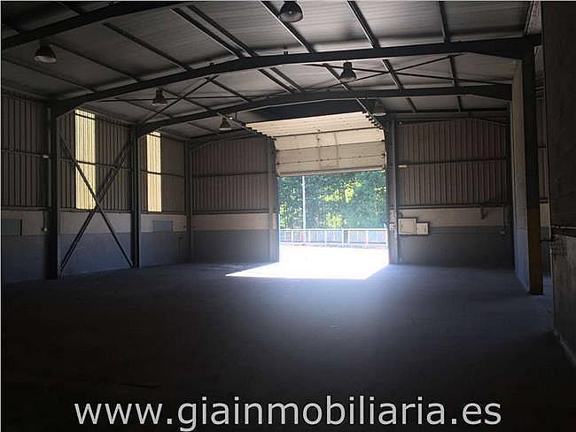 Nave industrial en alquiler en polígono Gandaras, Porriño (O) - 326569018