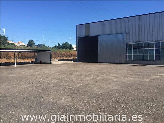 Nave industrial en alquiler en polígono Gandaras, Porriño (O) - 326569027