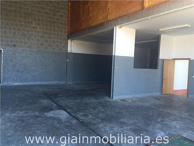 Nave industrial en alquiler en polígono Gandaras, Porriño (O) - 326569030