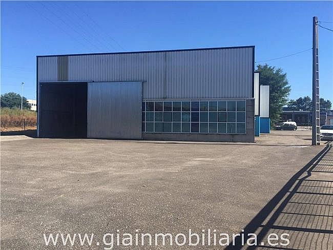 Nave industrial en alquiler en polígono Gandaras, Porriño (O) - 326569033