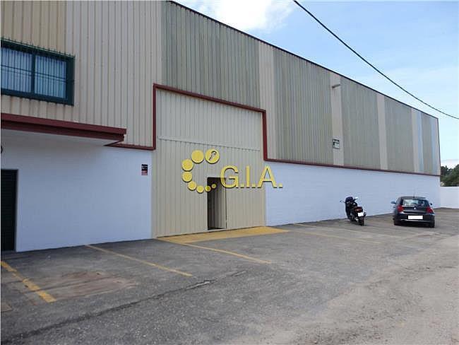 Nave industrial en alquiler en polígono A Granxa, Porriño (O) - 326563609