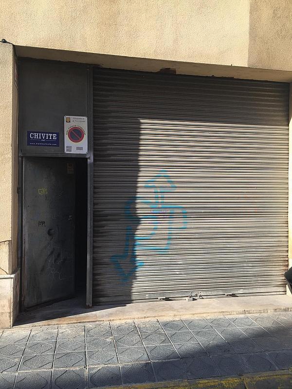 Local comercial en alquiler en calle Misericordia, Eixample Tarragona en Tarragona - 325867925