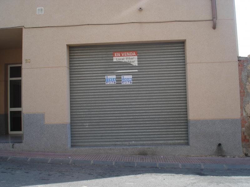 Local en alquiler en calle Doctor Porta, Secuita, La - 69139926