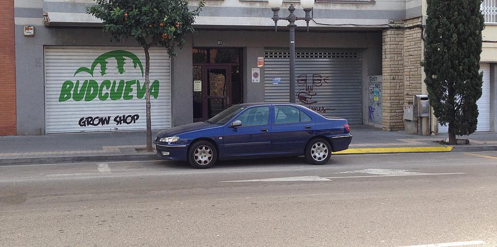 Fachada - Local comercial en alquiler en calle Viaaugusta, Urbanitzacions Llevant en Tarragona - 173248216