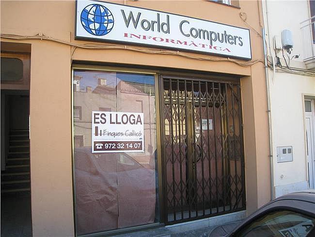 Local comercial en alquiler en calle Girona, Sant Feliu de Guíxols - 325093498