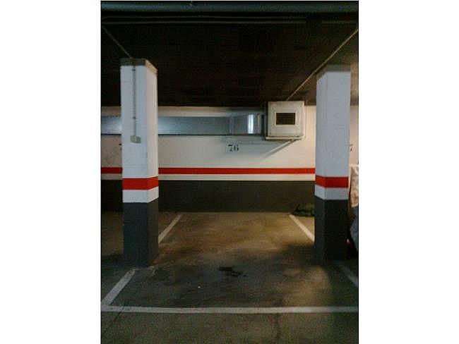 Parking en alquiler en Sant Feliu de Guíxols - 307685855