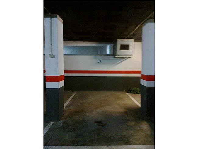 Parking en alquiler en Sant Feliu de Guíxols - 307685858