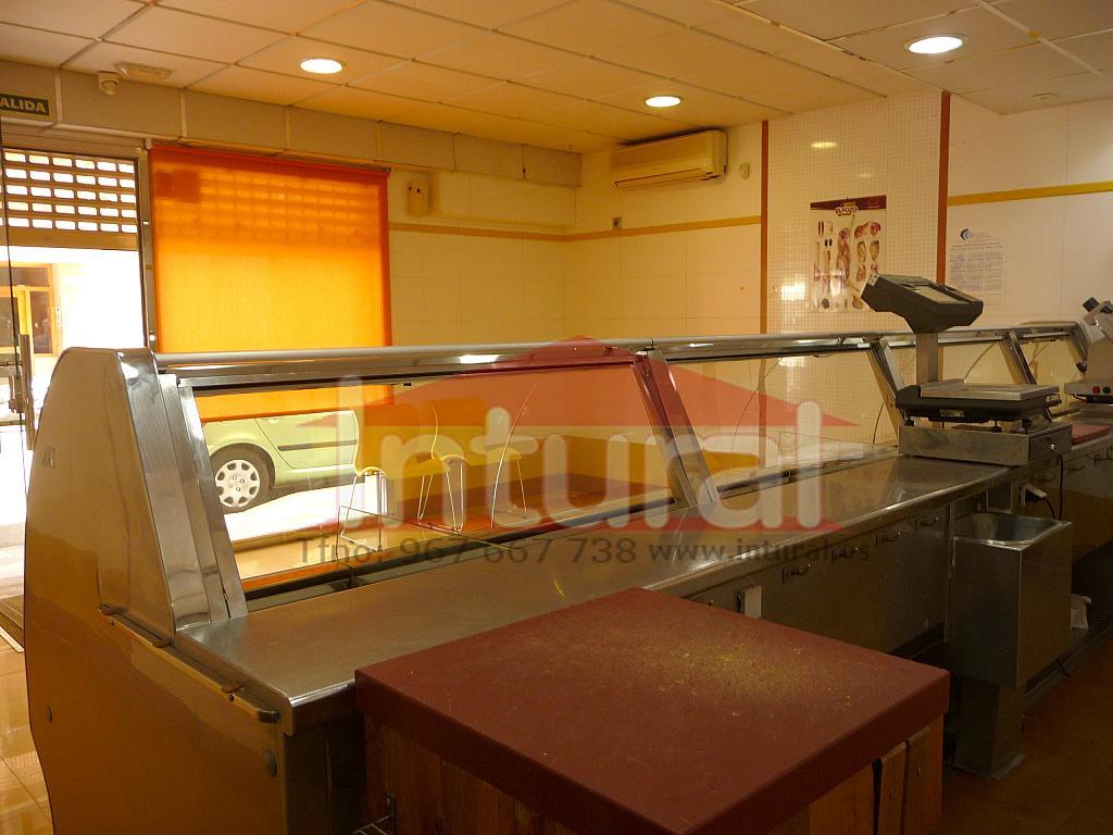 Local comercial en alquiler en calle Lepanto, Franciscanos en Albacete - 285619204