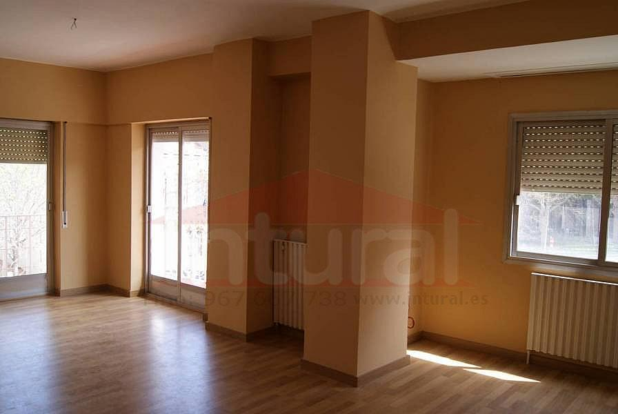 Piso en alquiler en plaza Virgen de Los Llanos, Centro en Albacete - 305956868