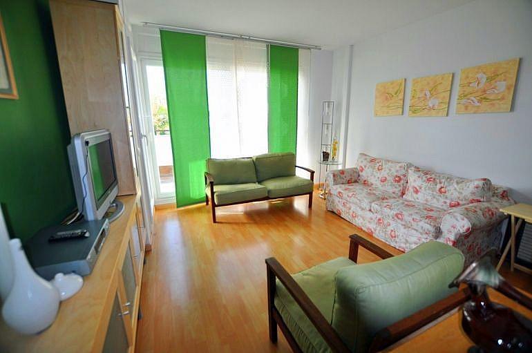 Salón - Apartamento en venta en Roses - 279515430