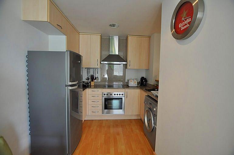 Cocina - Apartamento en venta en Roses - 279515436