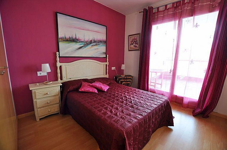 Dormitorio - Apartamento en venta en Roses - 279515442