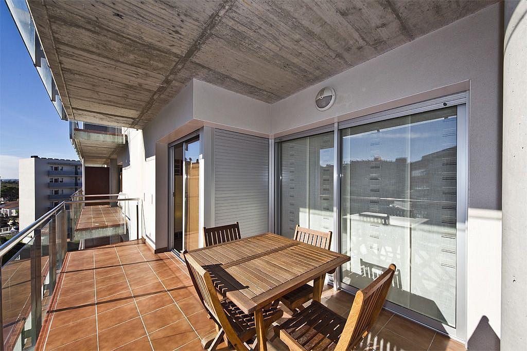 Terraza - Apartamento en venta en Roses - 256862600