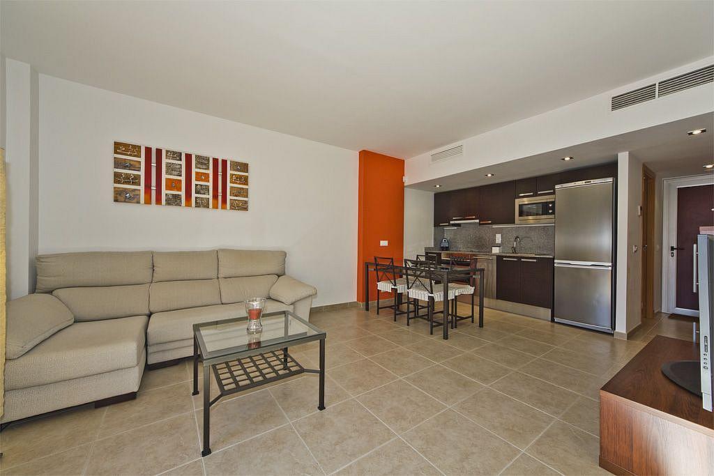 Salón - Apartamento en venta en Roses - 256862612