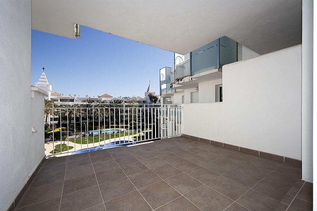 Terraza - Apartamento en venta en Roses - 243630629