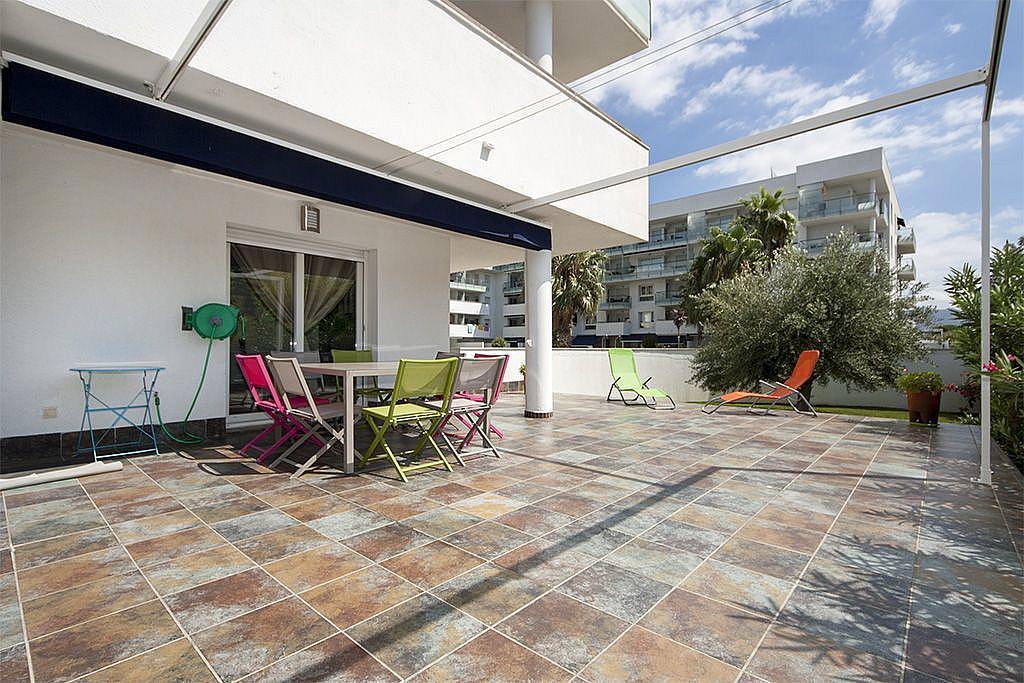 Terraza - Apartamento en venta en Roses - 256341706