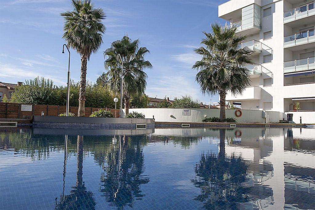 Piscina - Apartamento en venta en Roses - 256341709