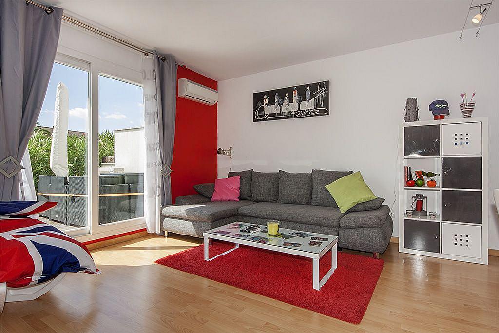Salón - Apartamento en venta en Roses - 256341715