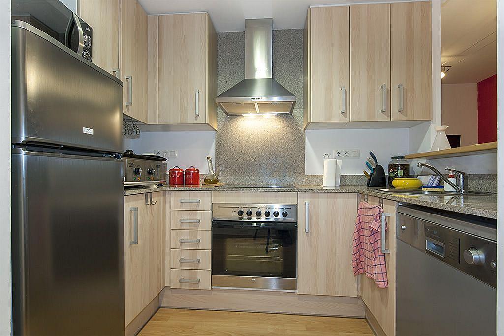 Cocina - Apartamento en venta en Roses - 256341721