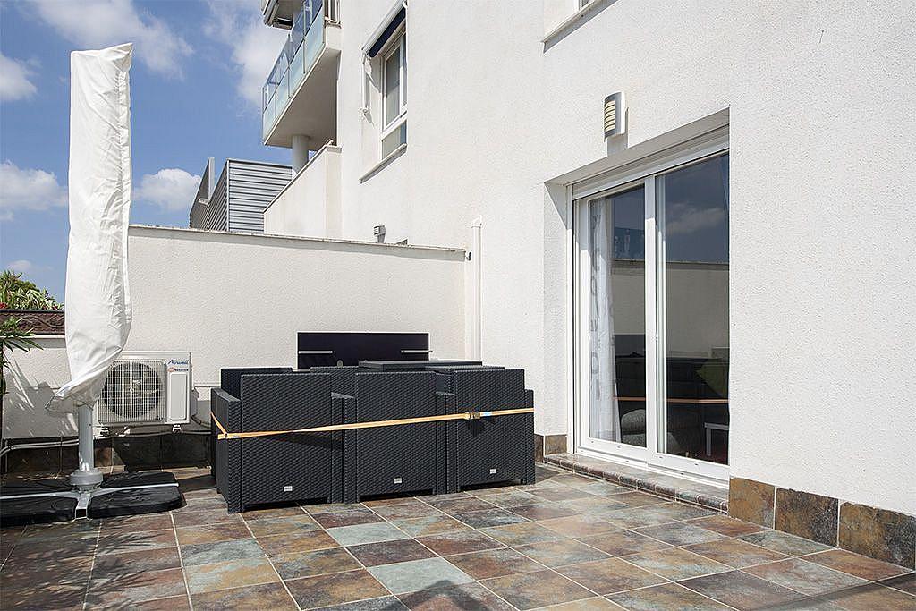 Terraza - Apartamento en venta en Roses - 256341739