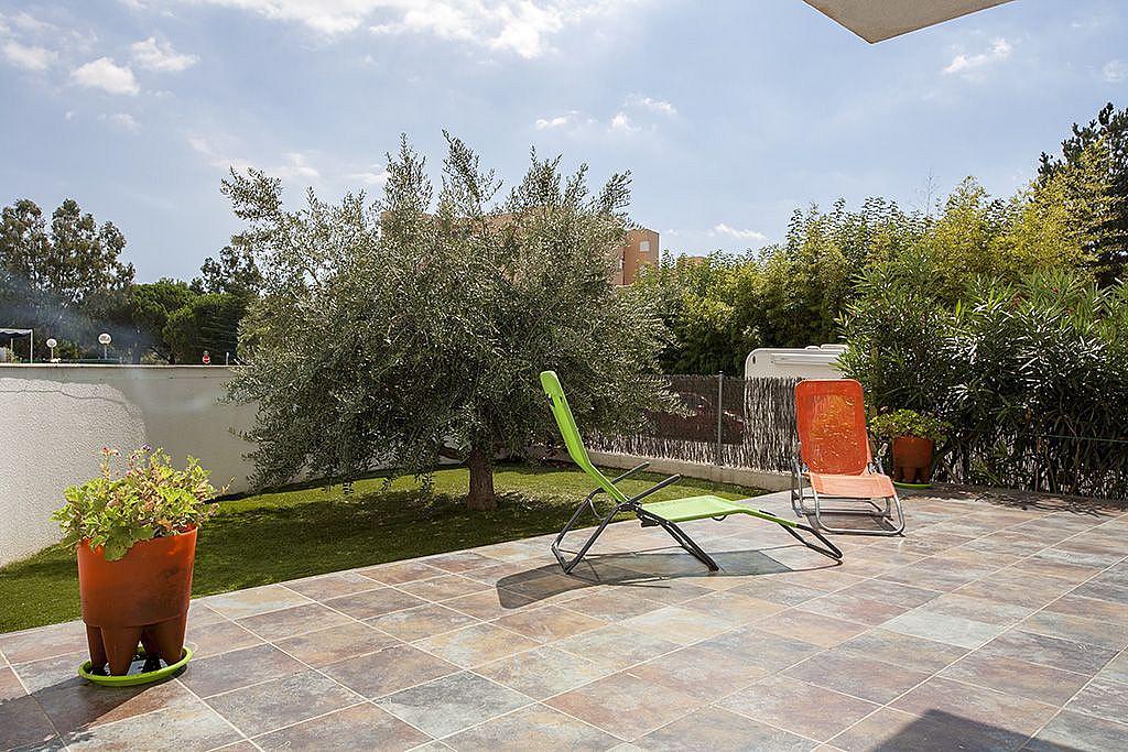Terraza - Apartamento en venta en Roses - 256341742