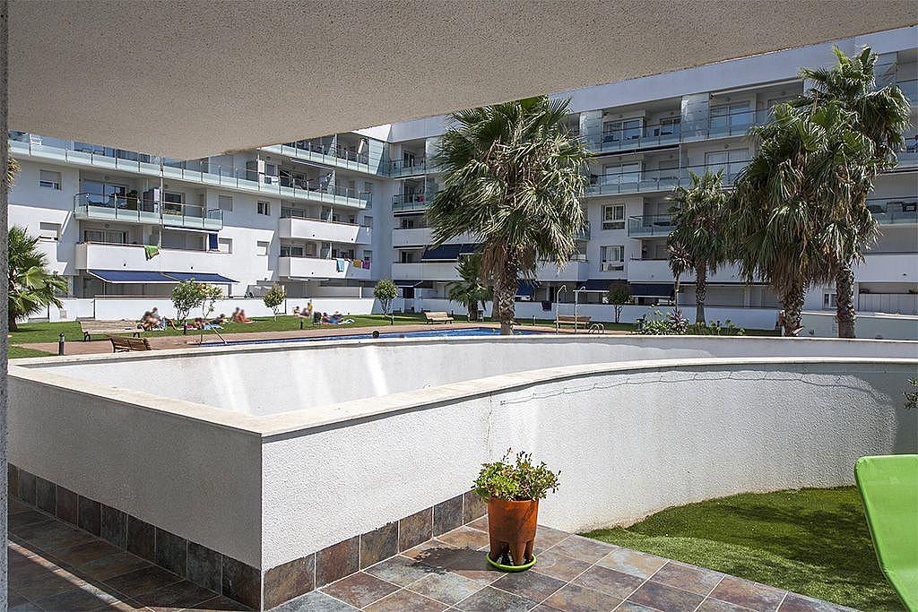 Terraza - Apartamento en venta en Roses - 256341745