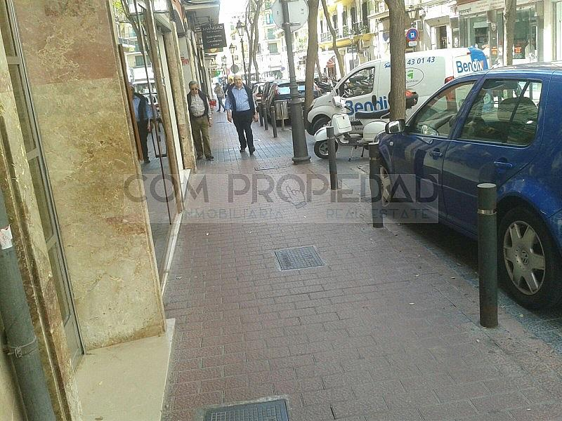 IMG-20160411-WA0022 - Local comercial en alquiler en calle Barón Santa María del Sepulcro, Santa Catalina en Palma de Mallorca - 313350319