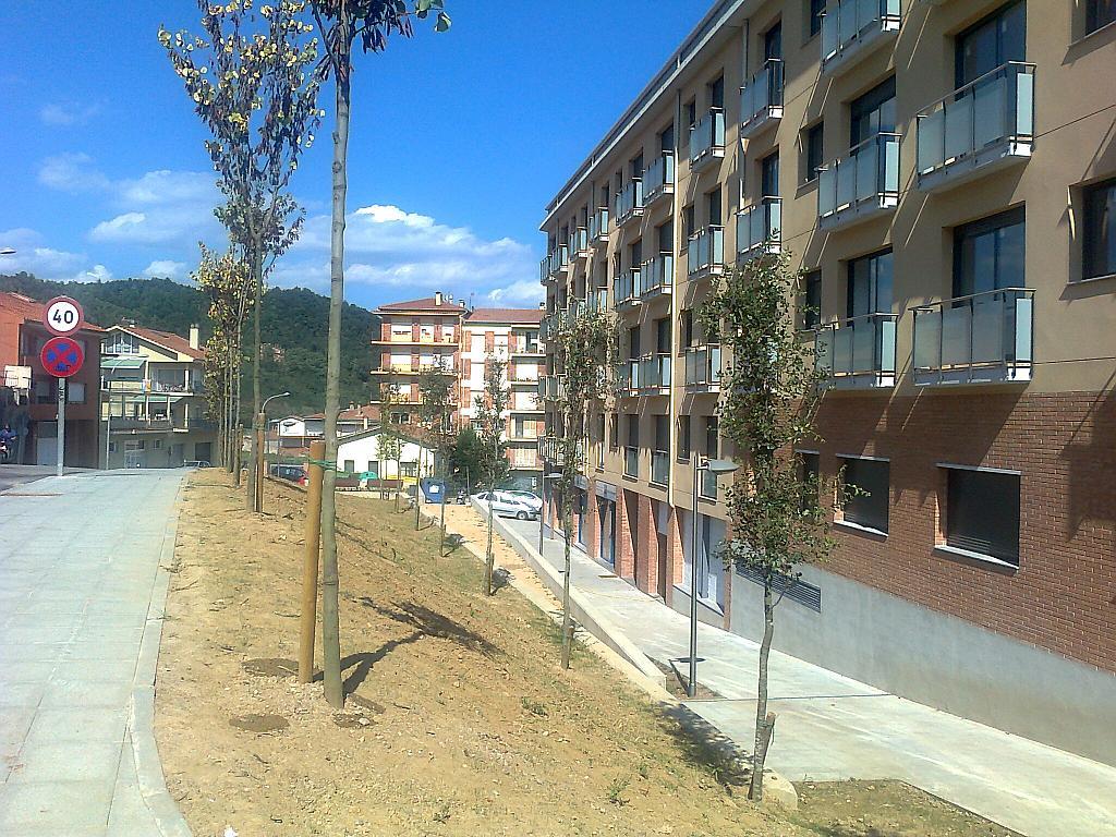 Fachada - Piso en alquiler en calle Rei Jaume II, Olot - 256403198