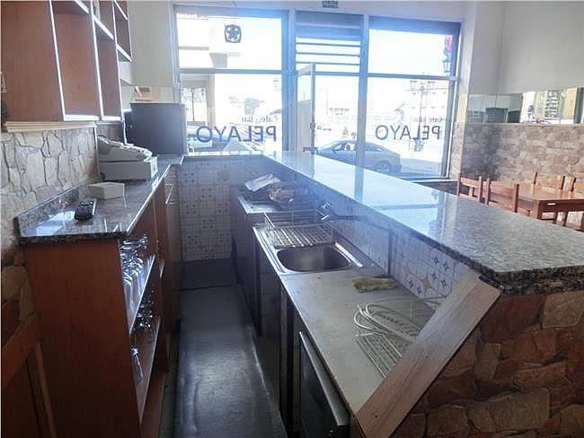 Local comercial en alquiler en calle Menendez Pelayo, Ciudad Naranco en Oviedo - 321556588