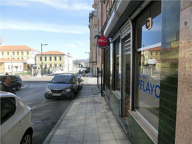 Local comercial en alquiler en calle Menendez Pelayo, Ciudad Naranco en Oviedo - 321556591