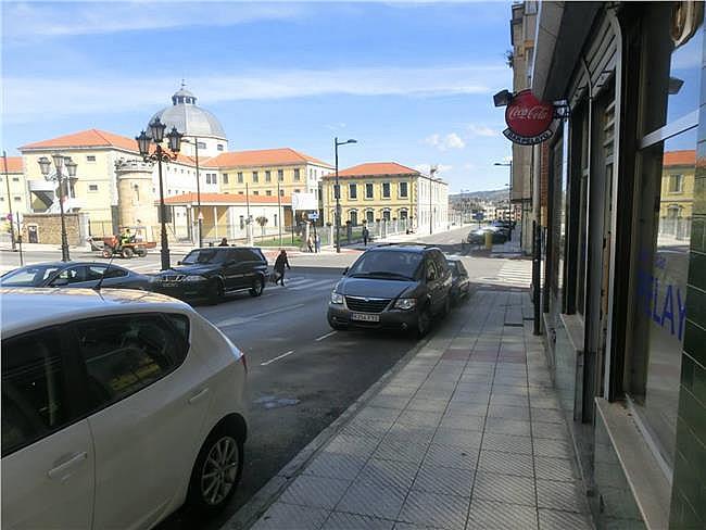 Local comercial en alquiler opción compra en calle Menendez Pelayo, Ciudad Naranco en Oviedo - 321556597