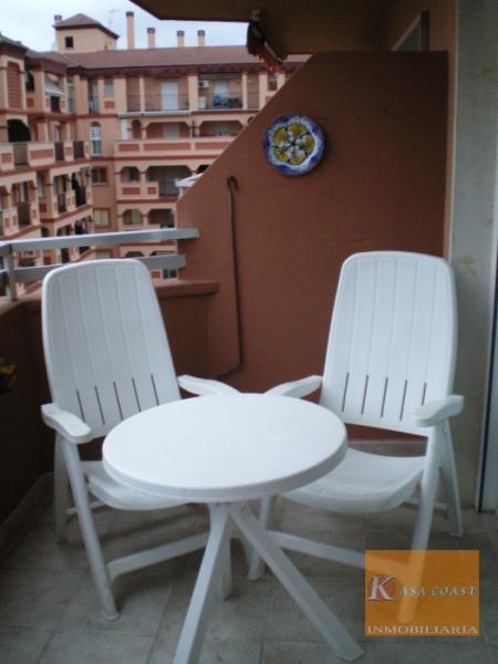 Terraza - Piso en alquiler en Fuengirola - 80929386