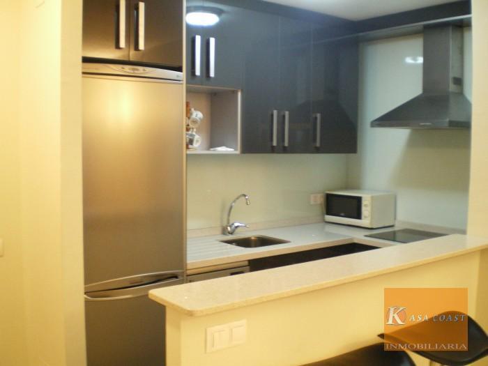 Cocina - Piso en alquiler en Fuengirola - 80929387