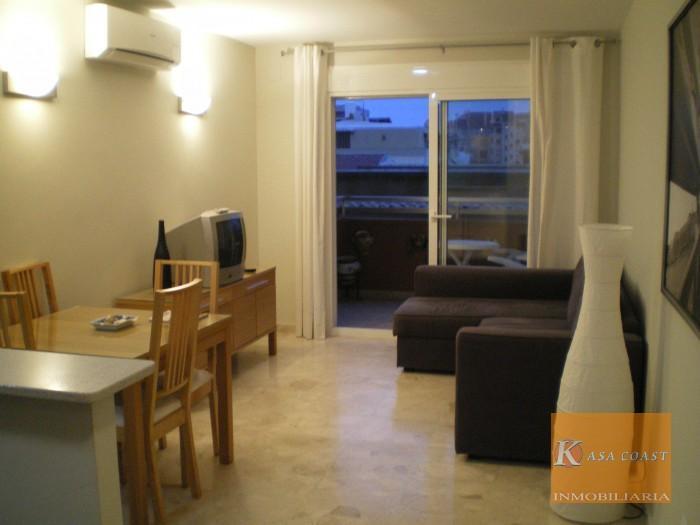 Salón - Piso en alquiler en Fuengirola - 80929389