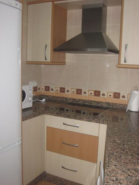 Cocina - Piso en alquiler de temporada en Fuengirola - 106711728