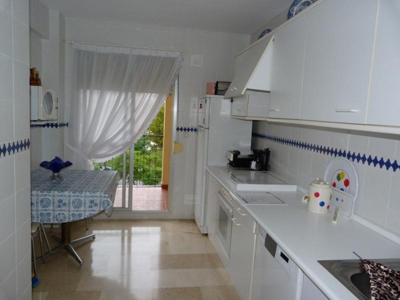 Cocina - Piso en alquiler en Fuengirola - 116734178