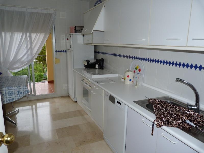 Cocina - Piso en alquiler en Fuengirola - 116734179