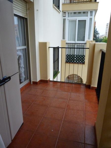 Terraza - Piso en alquiler en Fuengirola - 116734182