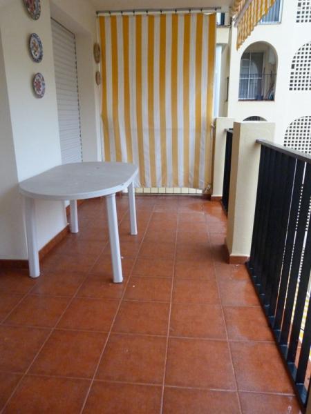 Terraza - Piso en alquiler en Fuengirola - 116734185