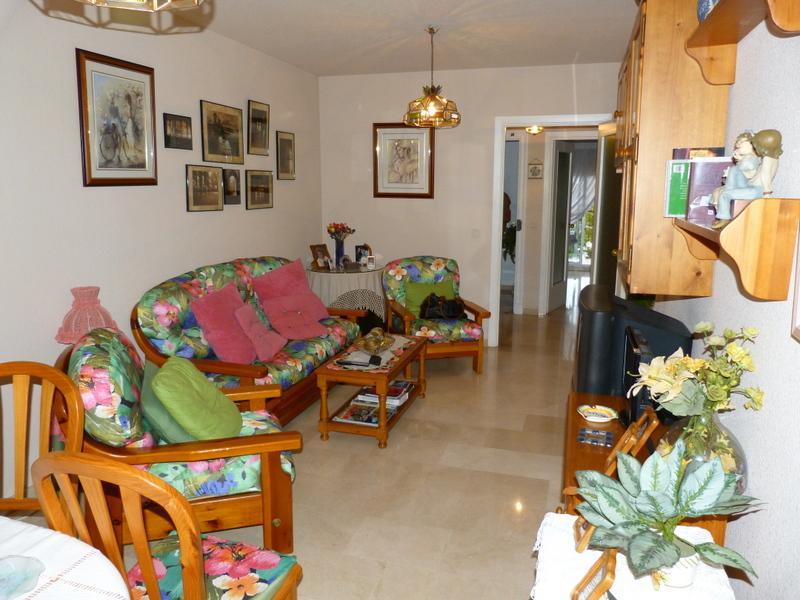 Salón - Piso en alquiler en Fuengirola - 116734188