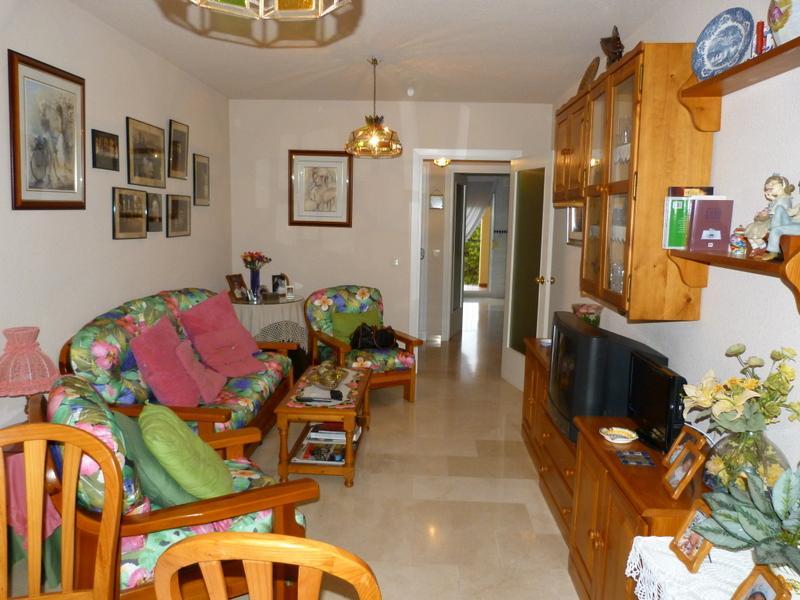 Salón - Piso en alquiler en Fuengirola - 116734190