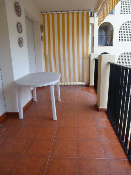 Terraza - Piso en alquiler en Fuengirola - 116734191