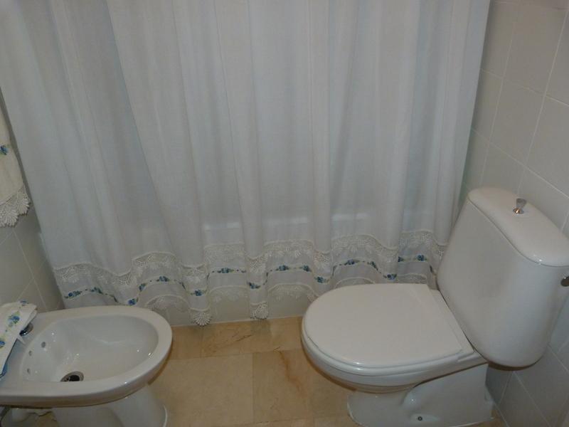 Baño - Piso en alquiler en Fuengirola - 116734213