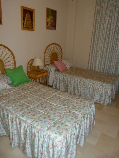 Dormitorio - Piso en alquiler en Fuengirola - 116734217