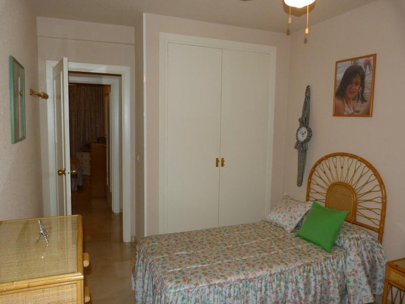 Dormitorio - Piso en alquiler en Fuengirola - 116734224