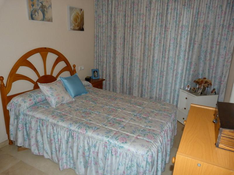 Dormitorio - Piso en alquiler en Fuengirola - 116734229
